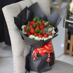 تفاؤل للزهور-زهور الزفاف-مسقط-3