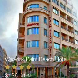فندق وارويك بالم بيتش-الفنادق-بيروت-2