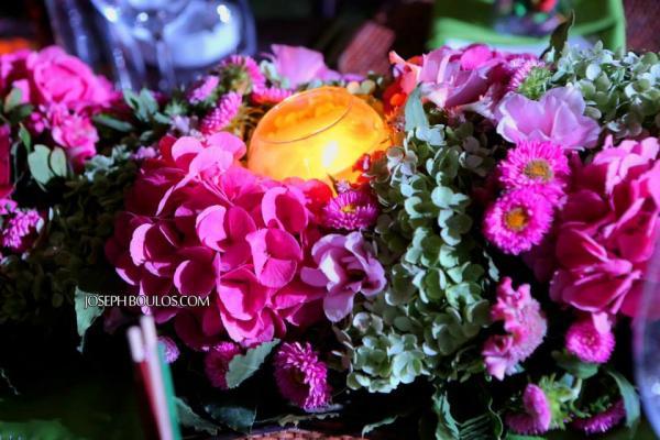 ازهار توليب - زهور الزفاف - بيروت