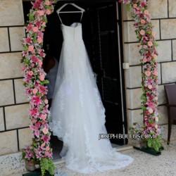 ازهار توليب-زهور الزفاف-بيروت-6