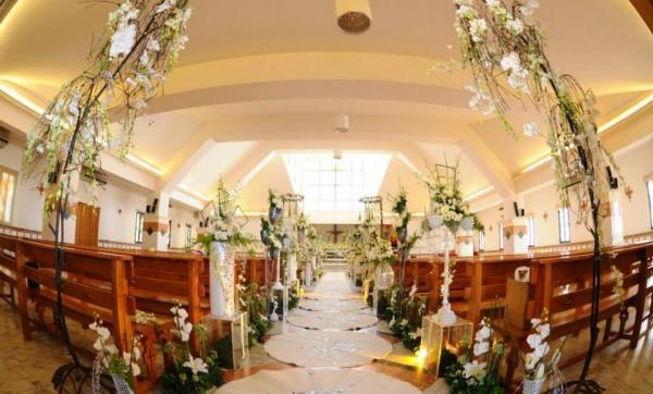 فيرست شويس - زهور الزفاف - بيروت