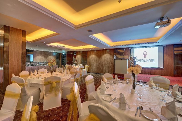 فندق اوميغا دبي - الفنادق - دبي