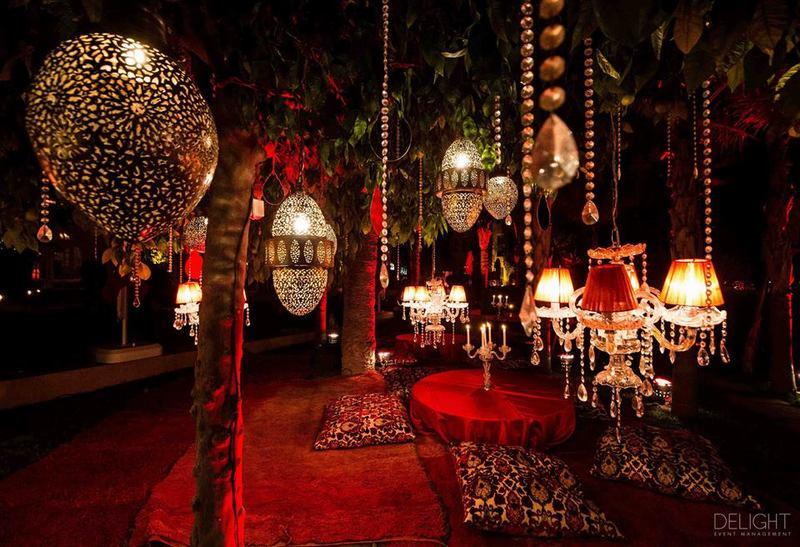 ديليت - كوش وتنسيق حفلات - مراكش