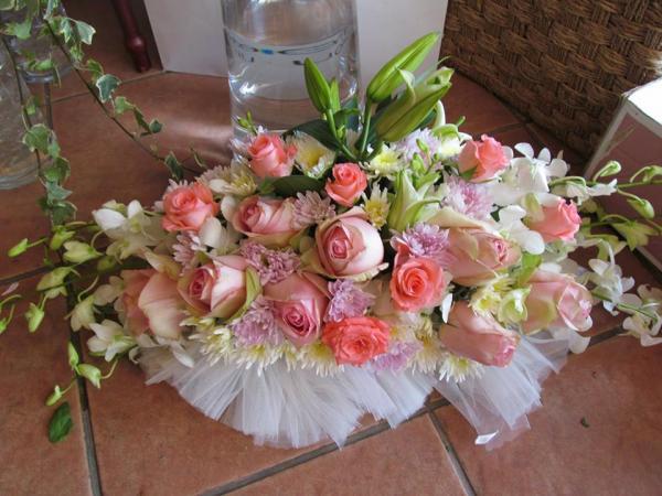 اثير فلاورز - زهور الزفاف - الشارقة