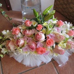 اثير فلاورز-زهور الزفاف-الشارقة-1