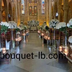 بوكيت-زهور الزفاف-بيروت-6