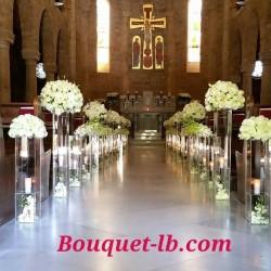 بوكيت-زهور الزفاف-بيروت-1