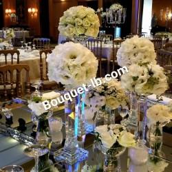 بوكيت-زهور الزفاف-بيروت-5