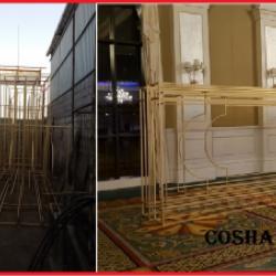 مؤسسة الصناعيون للحدادة والالمنيوم -كوش وتنسيق حفلات-أبوظبي-5