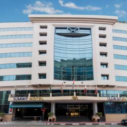 فندق سوميت-الفنادق-دبي-2