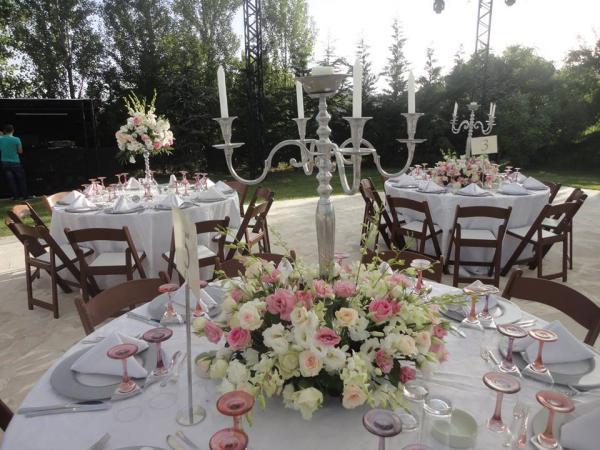 انجل فيستا - زهور الزفاف - بيروت