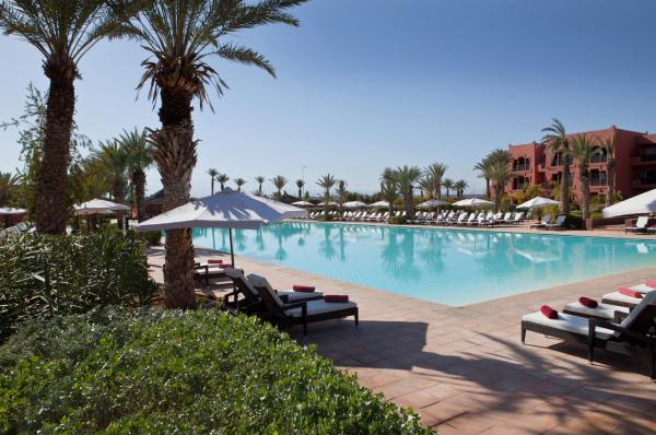 Kenzi Menara Palace - Hôtels - Marrakech