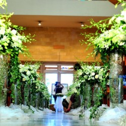 فلاور بلس-زهور الزفاف-بيروت-3