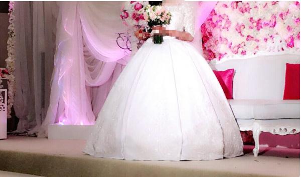 دار الأزياء  - فستان الزفاف - المنامة
