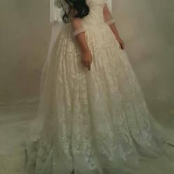 دار الأزياء -فستان الزفاف-المنامة-5