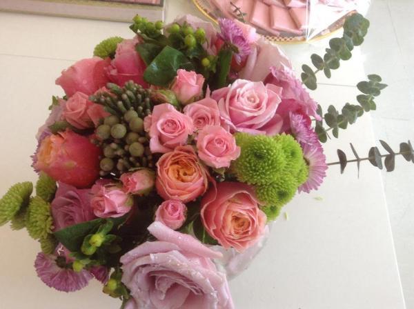 بينك كارنيشن - زهور الزفاف - الدوحة