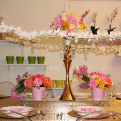 بينك كارنيشن-زهور الزفاف-الدوحة-3