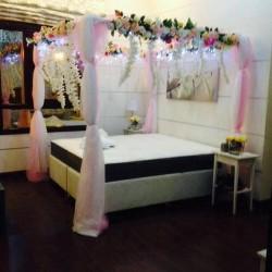 بينك كارنيشن-زهور الزفاف-الدوحة-6