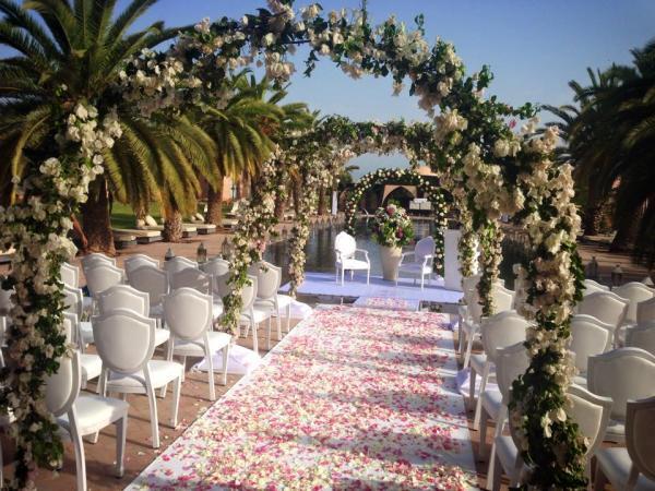 مايف - كوش وتنسيق حفلات - مراكش