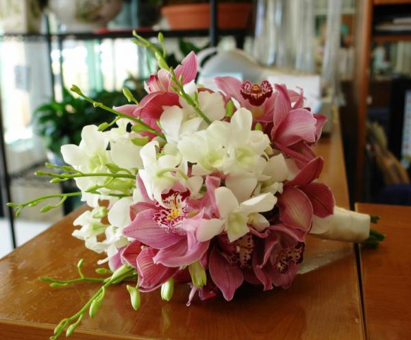 فرينز فلورا - زهور الزفاف - دبي