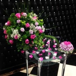 برنسس اوف روزيز-زهور الزفاف-الدوحة-1