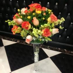 برنسس اوف روزيز-زهور الزفاف-الدوحة-5