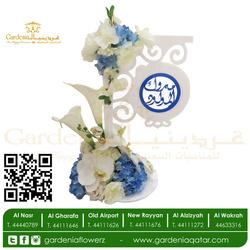 غاردينيا فلاورز-زهور الزفاف-الدوحة-2