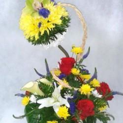 لوتس-زهور الزفاف-الدوحة-3