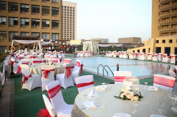 هيلتون القاهرة بمركز التجارة العالمى للشقق الفندقية - الفنادق - القاهرة
