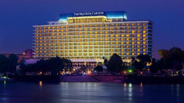 فندق نايل ريتز كارلتون - الفنادق - القاهرة