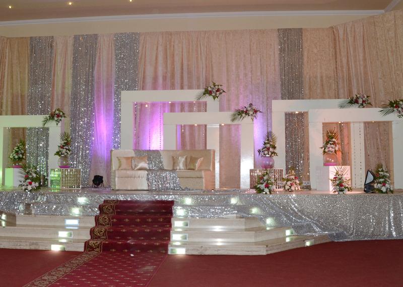 زهرة السيب لتنظيم الحفلات - كوش وتنسيق حفلات - مسقط
