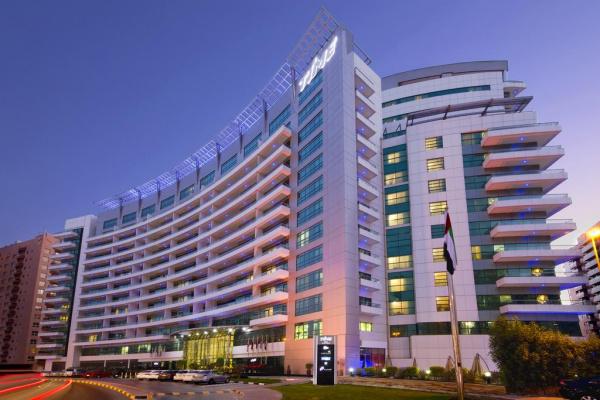 فندق تايم اوك - الفنادق - دبي