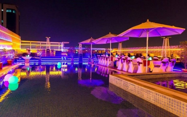 فندق أوركيد فيو دبي - الفنادق - دبي