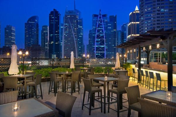 فندق أرمادا بلوباي - الفنادق - دبي