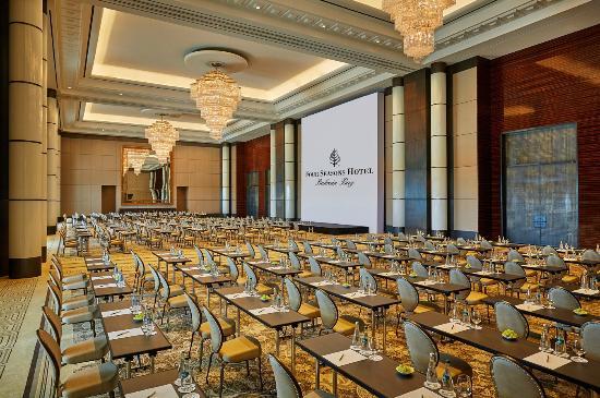 فندق فورسيزونز خليج البحرين - الفنادق - المنامة
