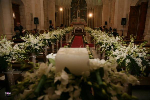 ريد روز عازار - زهور الزفاف - بيروت