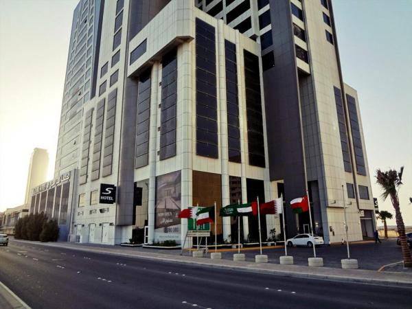 فندق أس البحرين - الفنادق - المنامة