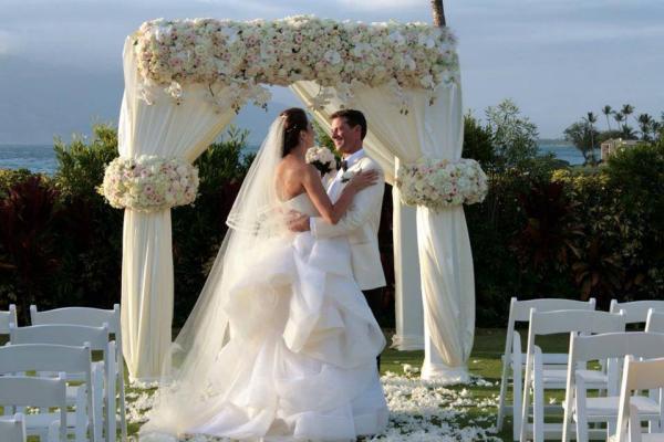 رومانتيك - زهور الزفاف - بيروت