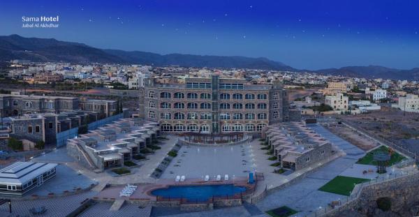 فندق سما - الفنادق - مسقط