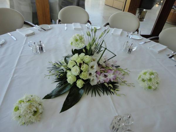 فيرديكا - زهور الزفاف - بيروت