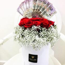 ذا إليتس شوكلت اند كيك-كيك الزفاف-الدوحة-6