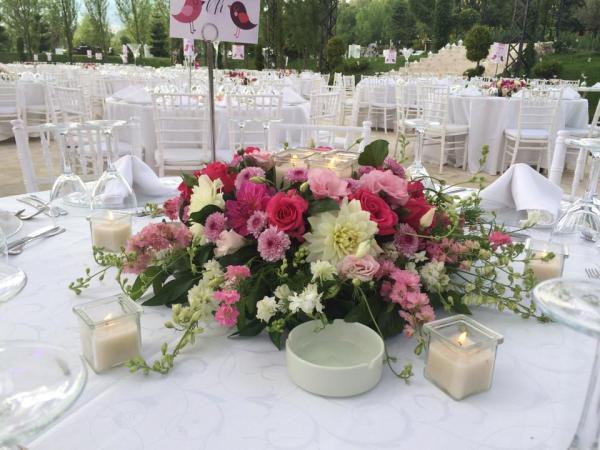 كوكيولوس - زهور الزفاف - بيروت