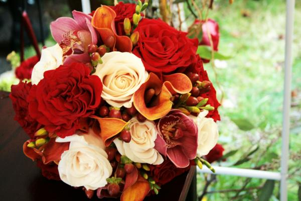 ورد الشام - زهور الزفاف - الشارقة