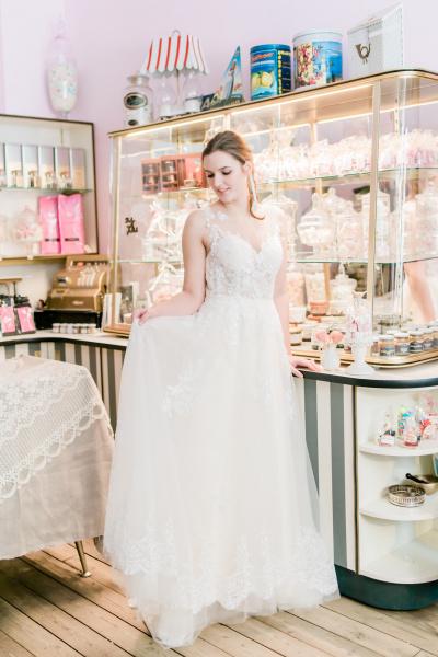 Be a Bride Brautmode - Brautkleider - Hamburg
