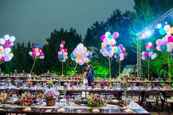 لو ليلاس - زهور الزفاف - بيروت