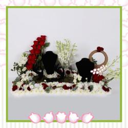 لي لي فالي-زهور الزفاف-الدوحة-3