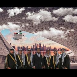 فرقة القدس-زفات و دي جي-الدوحة-1