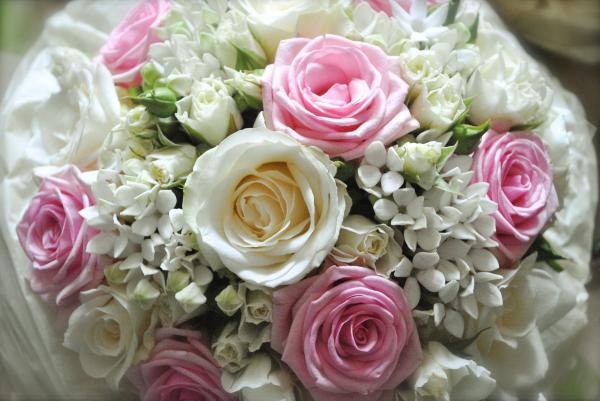 ازهار سوايا - زهور الزفاف - بيروت
