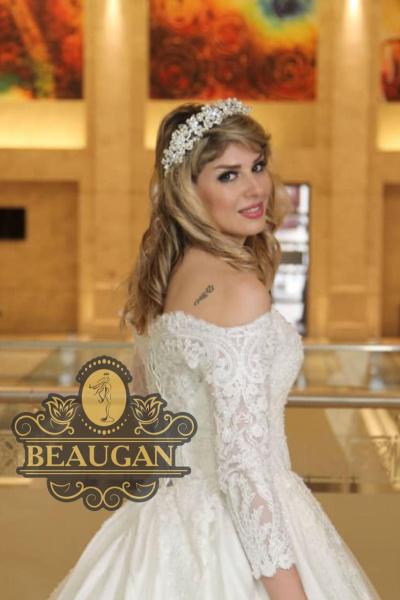 بيوجان - فستان الزفاف - مسقط