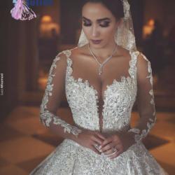 اتيليه جوليت -فستان الزفاف-القاهرة-3